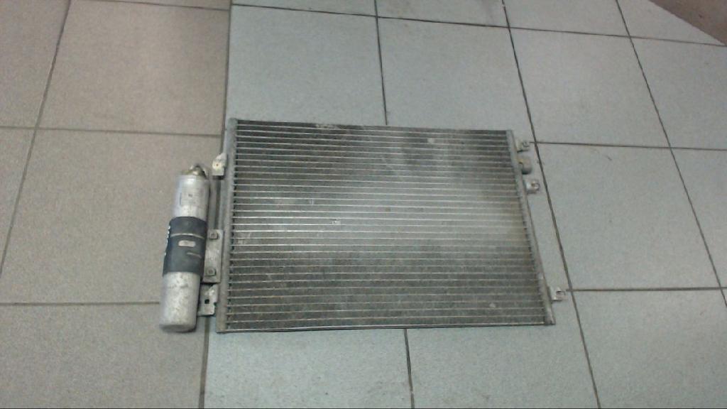 Aluminium Klimaanlage Trockner für RENAULT Grand Kangoo Megane Scenic 2002