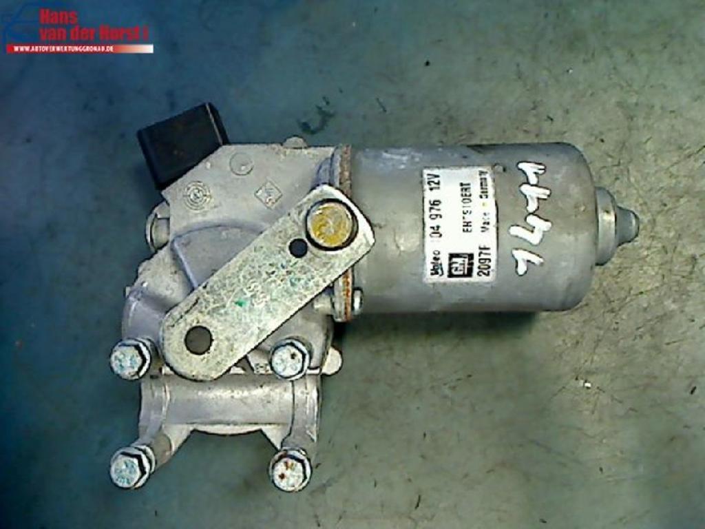 Scheibenwischermotor Vorne Opel Zafira B 404976