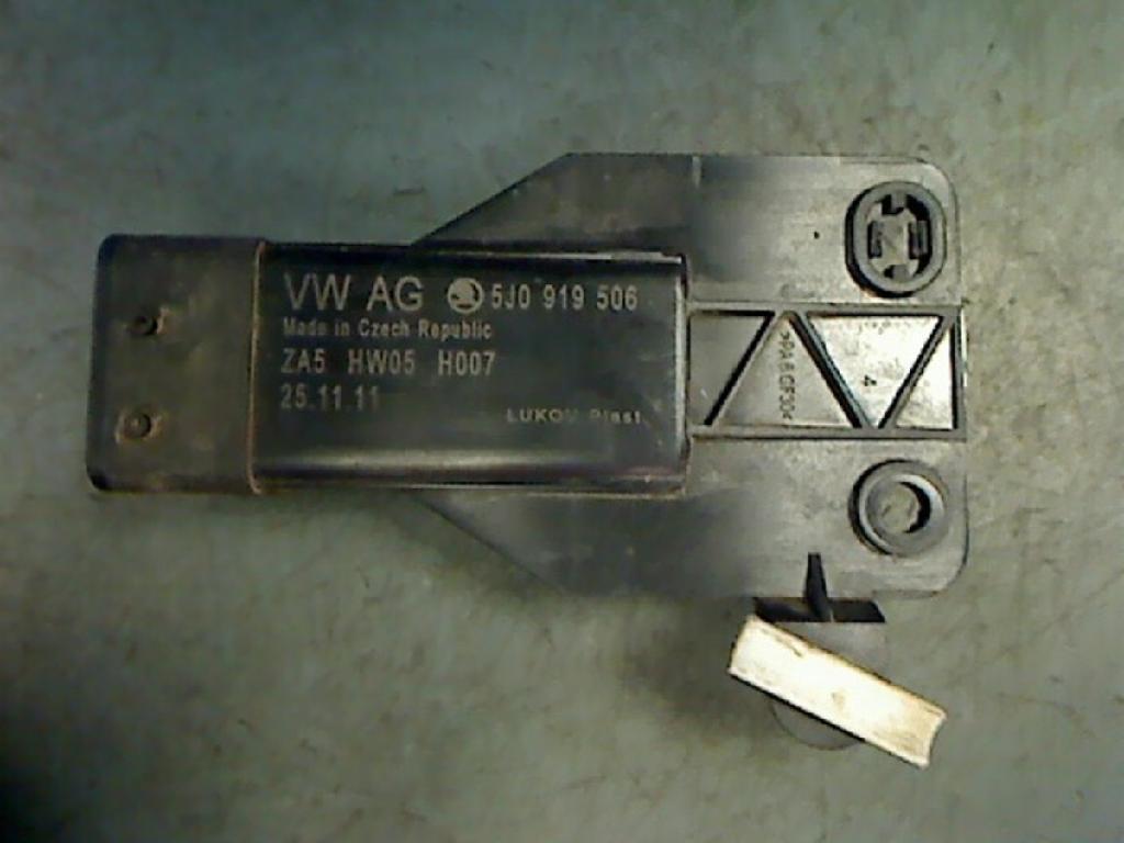 Steuergerät Elektrolüfter VW Polo 6R 5J0919506