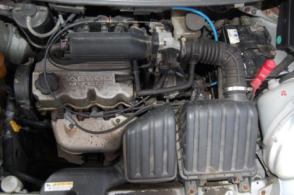 Motor Daewoo Matiz Klya Mod. 2001