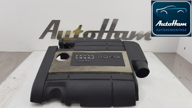 Luftfiltergehäuse AUDI TT (8J) 2.0 TFSI 147 kW 200 PS (08.2006-06.2010) 06F133837S