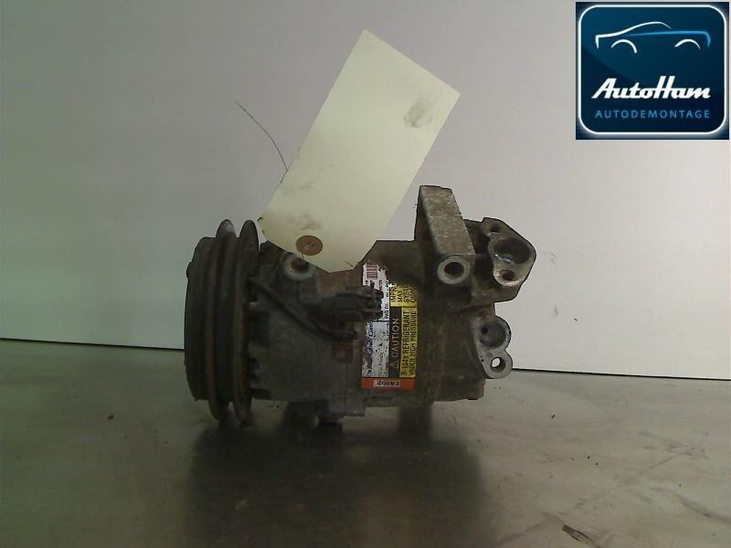 Klimakompressor NISSAN Almera II Hatchback (N16) 2.2 D 81 kW 110 PS (03.2000-> ) 92600BN310