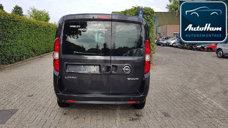 Hecktür OPEL Combo Kasten/Kombi 1.6 CDTI 74 kW 101 PS (02.2012-> ) 95519348