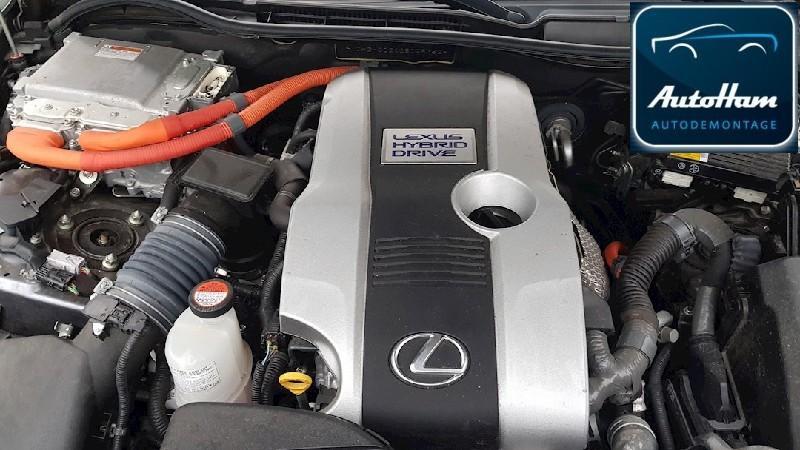 Motor ohne Anbauteile (Benzin) LEXUS IS III (XE2) IS 300h 133 kW 181 PS (04.2013-> )