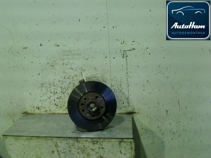 Radnabe vorne OPEL Zafira A 2.2 16V 108 kW 147 PS (09.2000-06.2005)