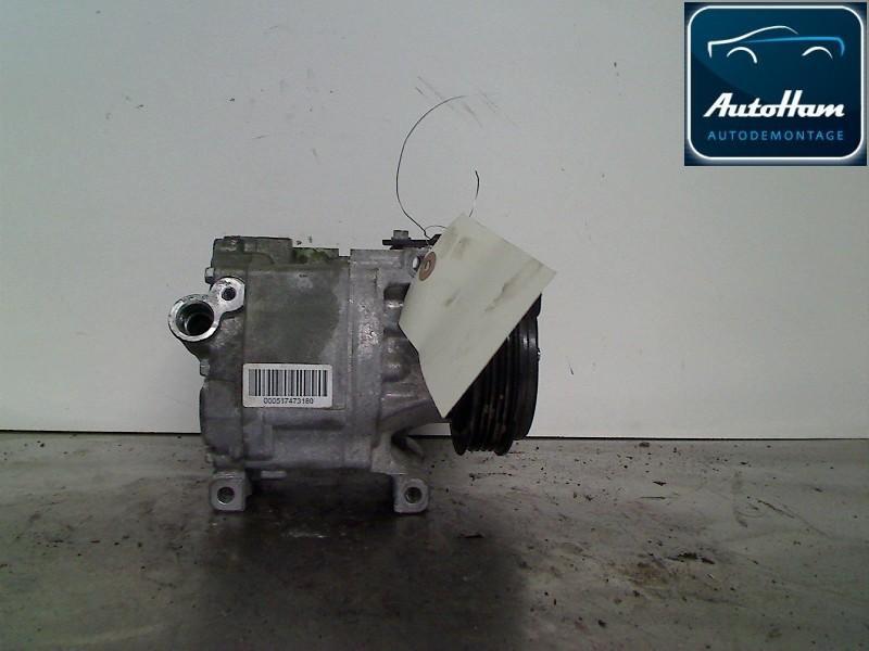 Klimakompressor FORD Ka (RU8) 1.2 51 kW 69 PS (10.2008-> ) SCSB06