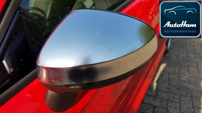 Außenspiegel links AUDI A1 Sportback (8XA) S1 quattro 170 kW 231 PS (03.2014-> ) 8XA857527B