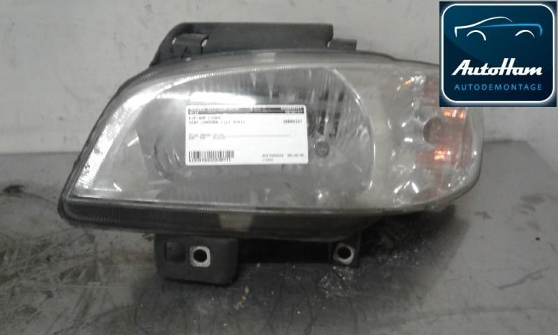 Hauptscheinwerfer links SEAT Cordoba Vario II (6K) 1.4 55 kW 75 PS (06.1999-12.2002)
