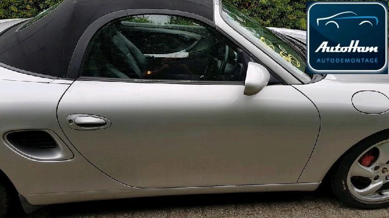 Außenspiegel rechts PORSCHE Boxster (986) S 3.2 185 kW 252 PS (08.1999-07.2002) 99673162000G2L