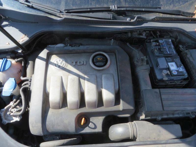Motor mit Anbauteile BRU VW GOLF V (1K1) 1.9 TDI 66 KW