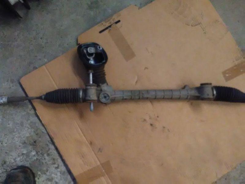 Lenkgetriebe mit elektrischer Servolenkung TOYOTA AYGO (WNB1_, KGB1_) 1.0 50 KW