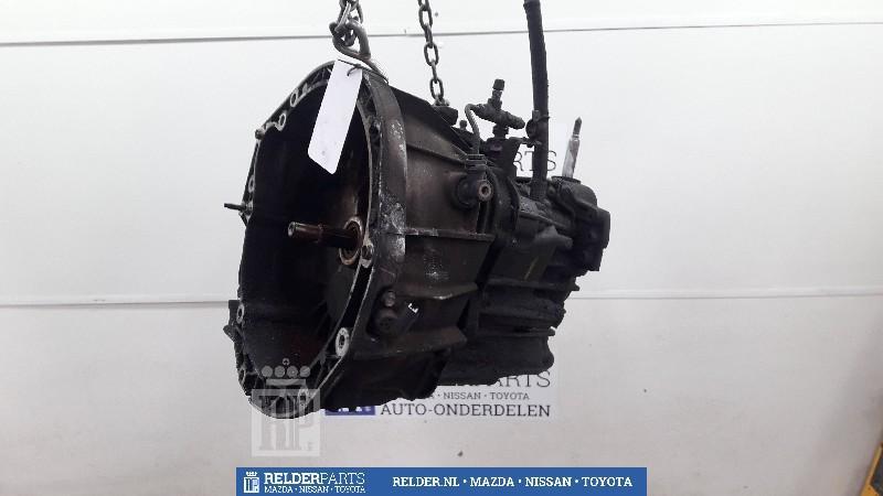 Schaltgetriebe NISSAN Primastar Bus (X83) 1.9 DTI 74 kW 101 PS (03.2001-> )