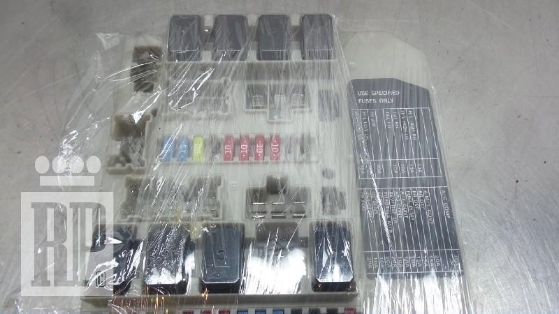 Sicherungskasten NISSAN Note (E11) 1.4 65 kW 88 PS (03.2006-> )