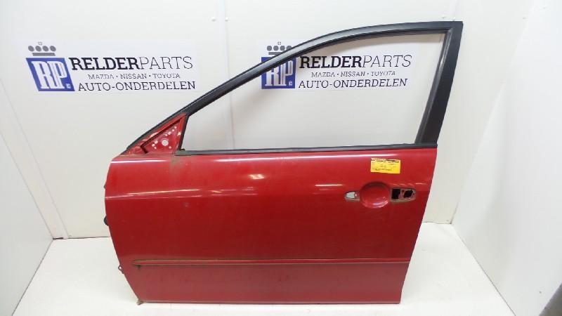 Tür links vorne MAZDA 6 Hatchback (GG) 1.8 MZR 88 kW 120 PS (08.2002-08.2007)