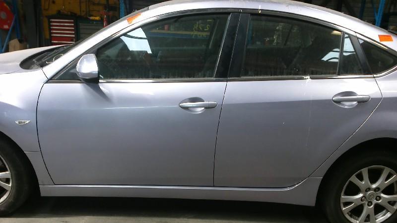 Tür links hinten MAZDA 6 Sport (GH) 2.0 MZR-CD 103 kW 140 PS (08.2007-> )