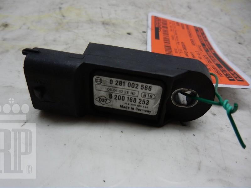 Sensor für Kraftstoffdruck NISSAN Note (E11) 1.5 dCi 63 kW 86 PS (03.2006-> )