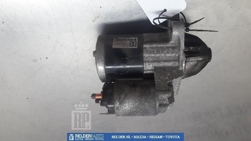Anlasser MAZDA 2 (DE) 1.5 MZR 76 kW 103 PS (10.2007-> )