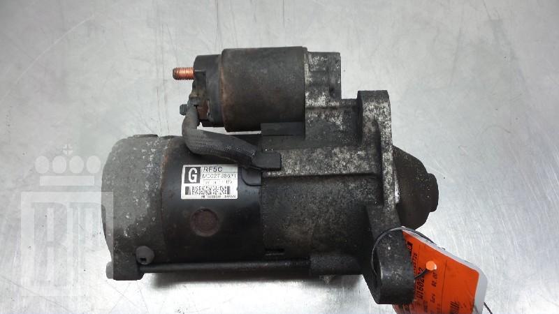 Anlasser MAZDA 5 (CR1) 2.0 CD 81 kW 110 PS (03.2005-> )