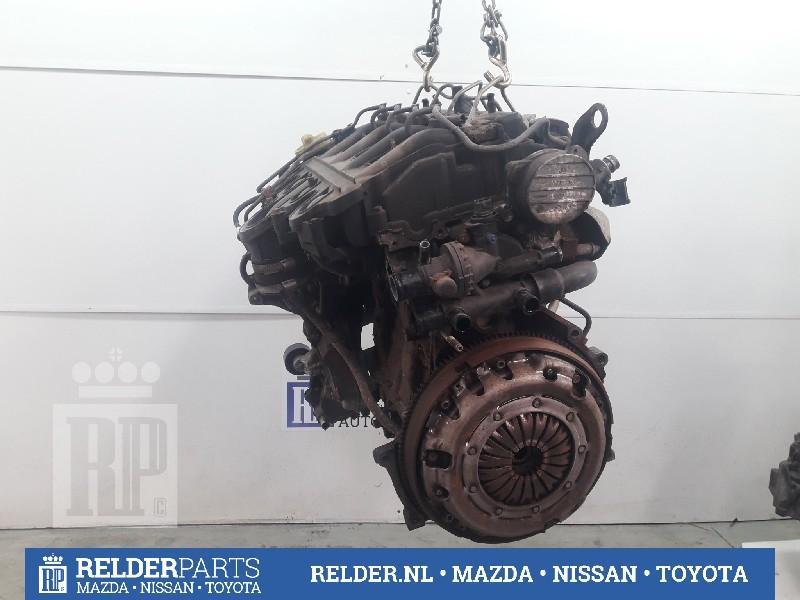 Motor ohne Anbauteile (Diesel) NISSAN Interstar Bus (X70) 2.2 dCi 66 kW 90 PS (07.2002-> )