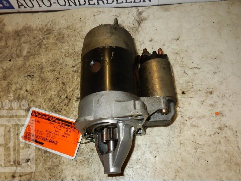 Anlasser MAZDA Demio (DW) 1.3 46 kW 63 PS (08.1998-> )
