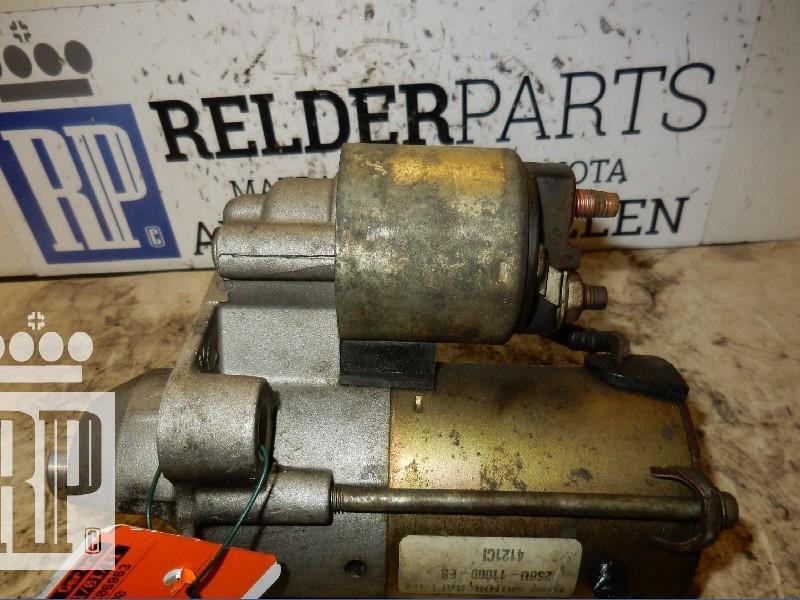 Anlasser MAZDA 2 (DY) 1.4 MZ-CD 50 kW 68 PS (04.2003-> )