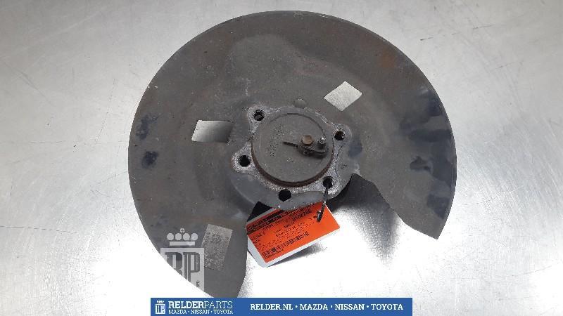 Radnabe hinten MAZDA CX-5 (KE) 2.2 D 110 kW 150 PS (04.2012-> )