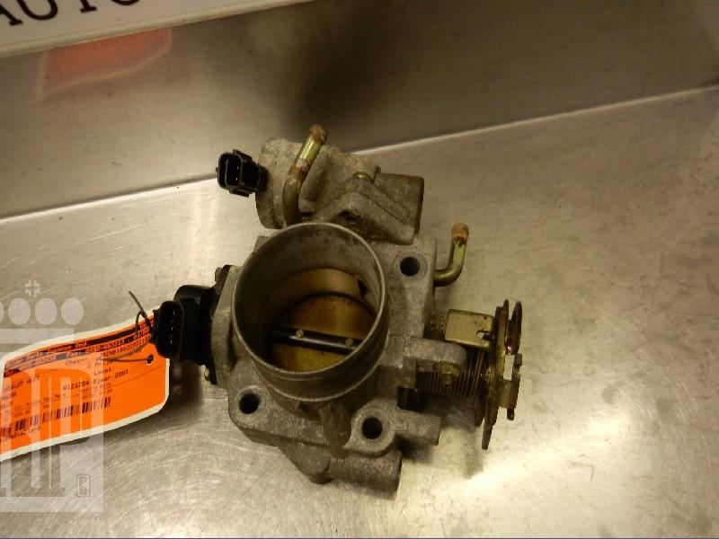 Drosselklappe MAZDA MX-5 II (NB) 1.6 81 kW 110 PS (05.1998-10.2005)