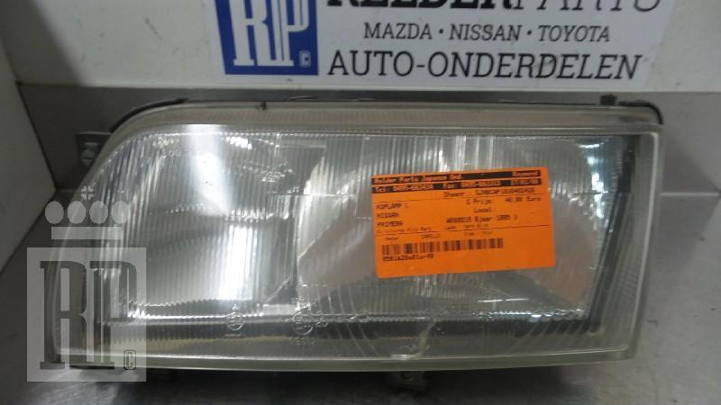 Hauptscheinwerfer links NISSAN Primera Hatchback (P10) 2.0 92 kW 125 PS (01.1995-06.1996)