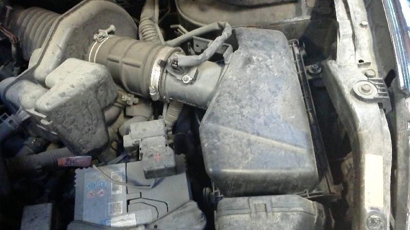 Luftfiltergehäuse NISSAN Murano (Z50) 3.5 4x4 172 kW 234 PS (08.2003-> )