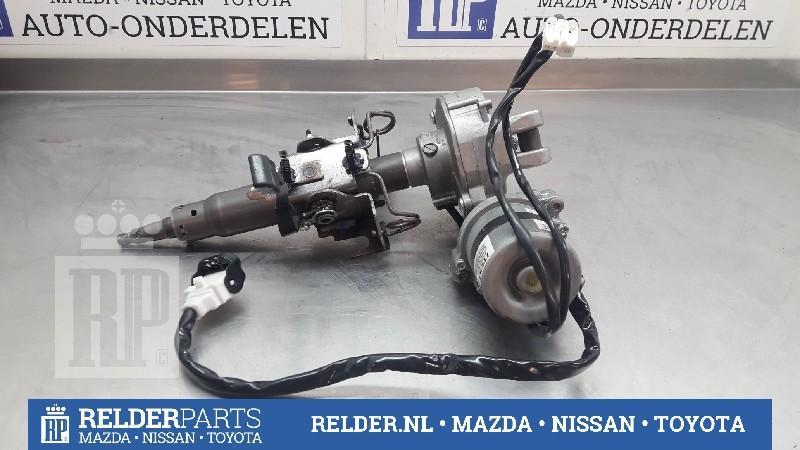 Lenkgetriebe Servo TOYOTA Auris (E150) 1.4 D-4D 66 kW 90 PS (03.2007-> )