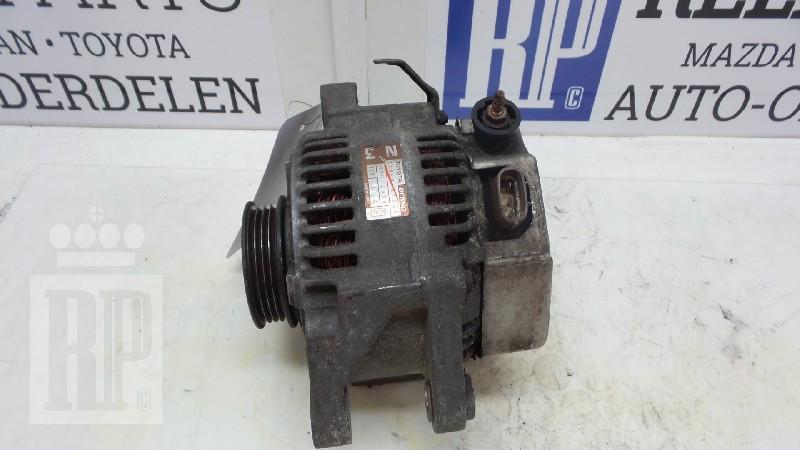 Lichtmaschine TOYOTA Yaris Verso (P2) 1.5 78 kW 106 PS (03.2000-09.2005)