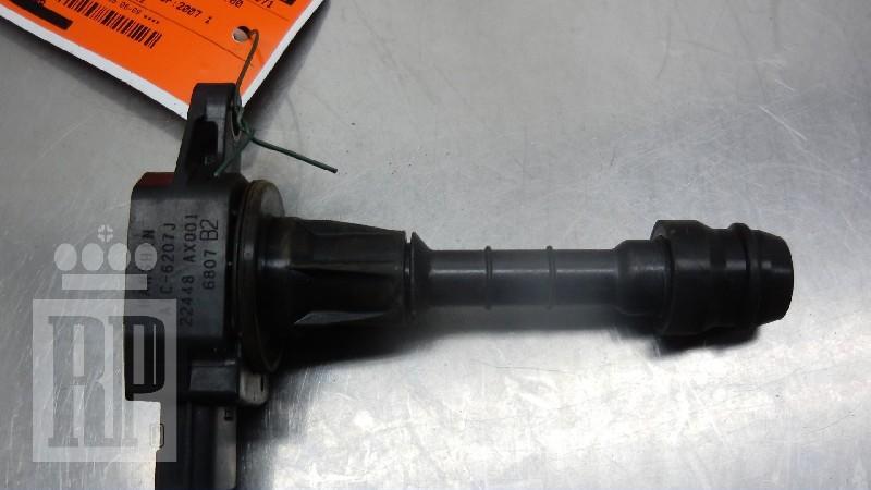 Zündspule NISSAN Note (E11) 1.4 65 kW 88 PS (03.2006-> )