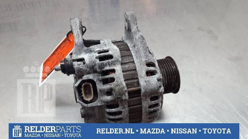 Lichtmaschine MAZDA 5 (CR1) 2.0 CD 81 kW 110 PS (03.2005-> )