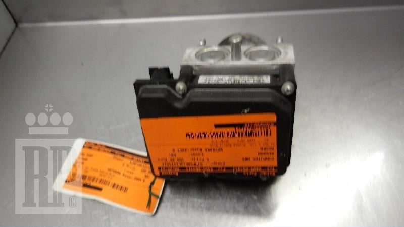 Steuergerät ABS NISSAN Micra (K12) 1.4 65 kW 88 PS (01.2003-06.2010)
