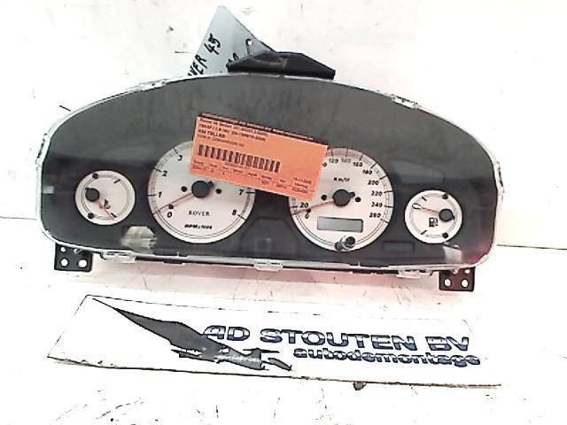 Tachometer ROVER 45 Stufenheck 1.8 86 kW 117 PS (02.2000-05.2005) 22969 Bild 1