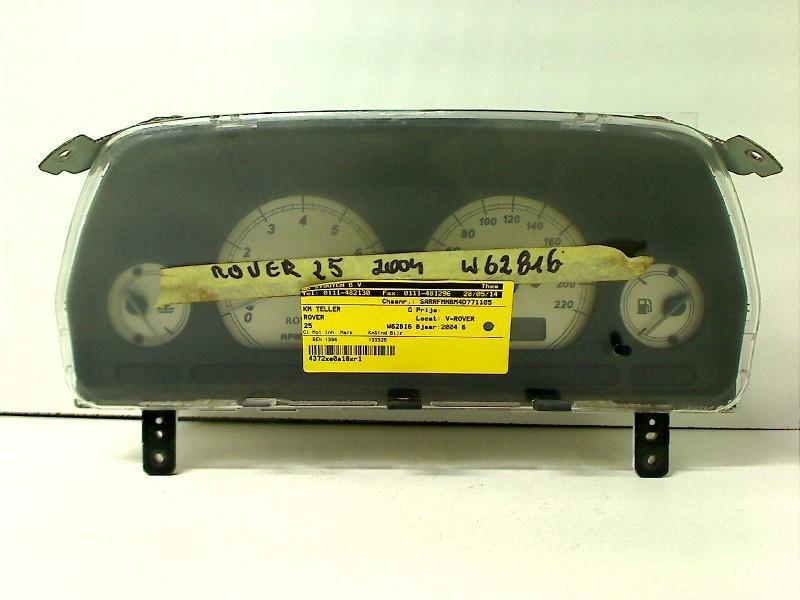 Tachometer ROVER 25 (RF) 215Si 76 kW 103 PS (10.1999-05.2005) Bild 1