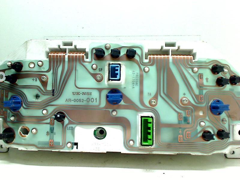 Tachometer MG MG ZS 1.8 86 kW 117 PS (07.2001-04.2005) Bild 2