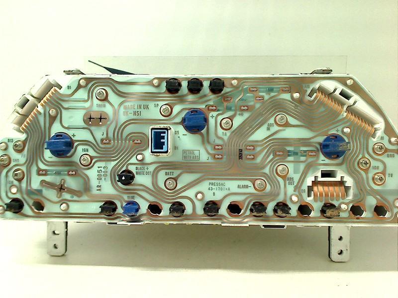 Tachometer ROVER 25 (RF) 215Si 76 kW 103 PS (10.1999-05.2005) Bild 2