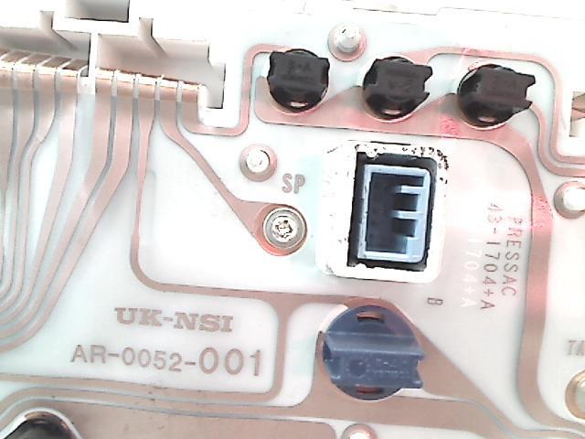 Tachometer ROVER 45 Stufenheck 1.8 86 kW 117 PS (02.2000-05.2005) 22969 Bild 3