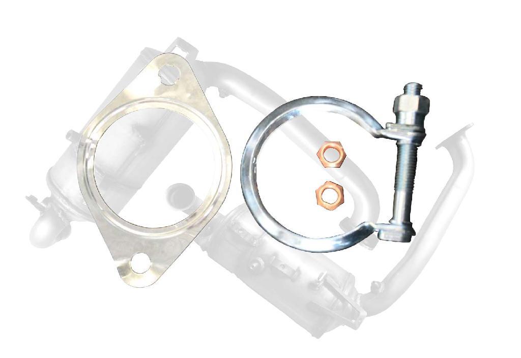 Montagesatz Dieselpartikelfilter MAZDA 3 1.6 MZ-CD (BK) Y406 Bild 1
