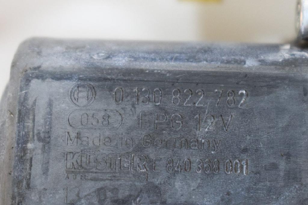 Fensterheber links hinten MASERATI Ghibli III 3.0 S Q4 301 kW 409 PS (08.2013-> ) 0130822782 Bild 7