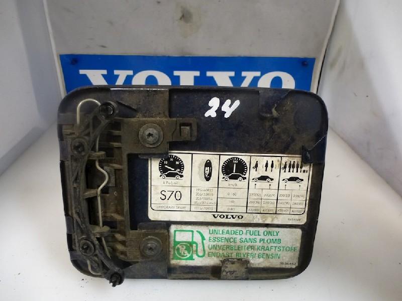 Tankklappe VOLVO S70 2.4 125 kW 170 PS (01.1997-11.2000) 9152711 Bild 2
