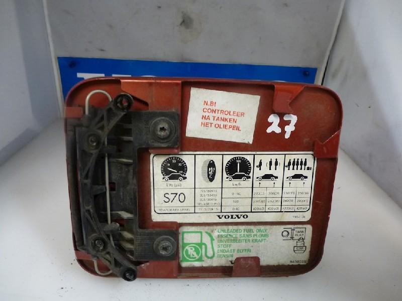 Tankklappe VOLVO S70 2.4 10V 106 kW 144 PS (01.1997-11.2000) 9152711 Bild 2