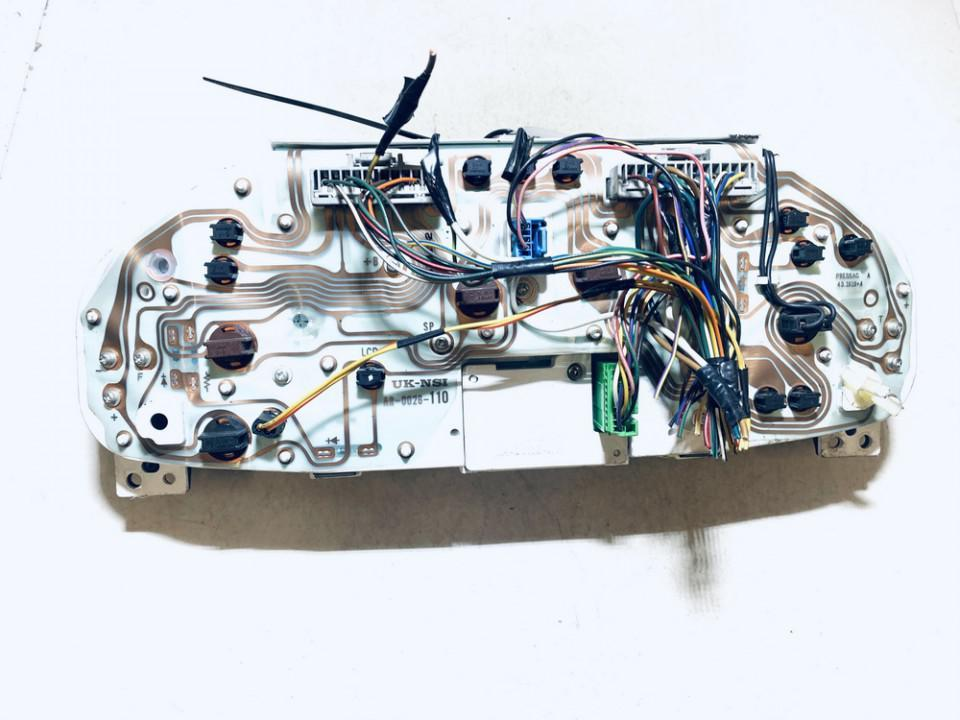 Tachometer ROVER 45 1.8 86 kW 117 PS (02.2000-05.2005) 0070102 Bild 2