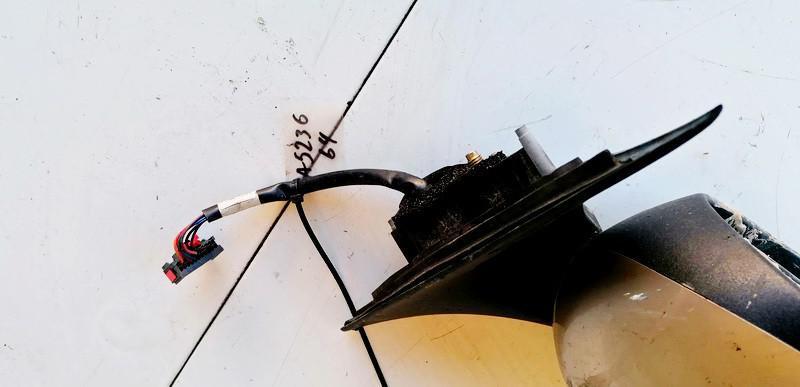 Außenspiegel mechanisch lackiert links JAGUAR X-Type (CF1) 2.0 D 96 kW 131 PS (07.2003-11.2009) E11015712 Bild 2