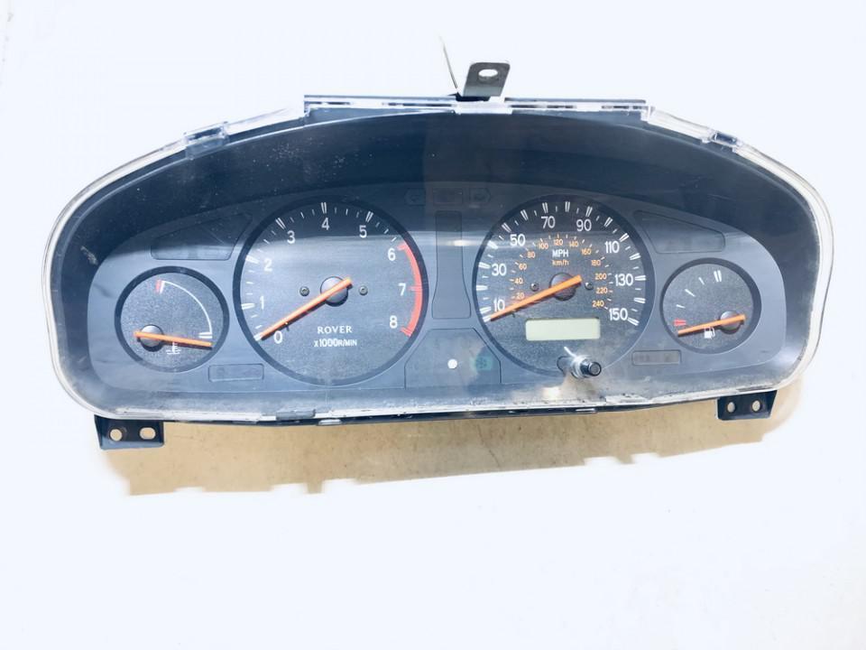 Tachometer ROVER 45 1.8 86 kW 117 PS (02.2000-05.2005) 0070102 Bild 1