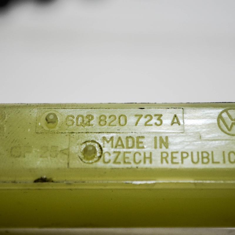 Unterdruckleitung für Bremskraftverstärker VW Polo V (6R, 6C) 1.2 44 kW 60 PS (06.2009-> ) 6Q2820723A Bild 2
