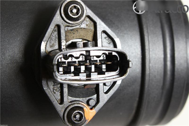 Luftmengenmesser PORSCHE BOXSTER (987) Bild 3