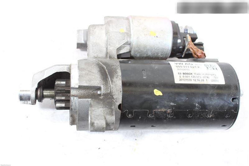 Anlasser AUDI A6 Avant (4G5, 4GD, C7) 0001139073