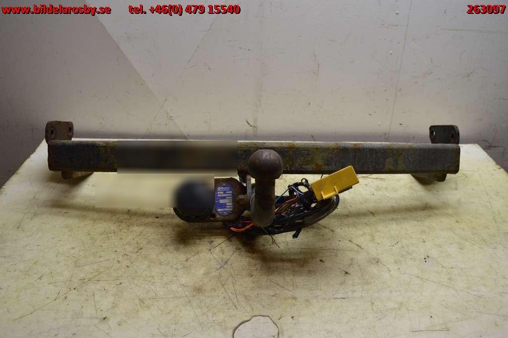 Anhängerkupplung JEEP COMPASS (MK49) Bild 1